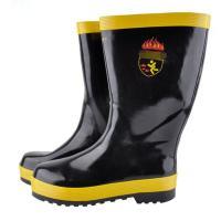 安全(AQ)消防靴 隔热绝缘防水