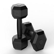 艾伦 六角家用健身哑铃 3KG 一对装