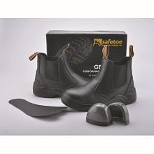 Safetoe M-8025 安全鞋 双 黑色