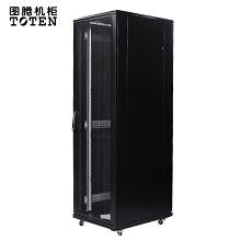 图腾(TOTEN) G36037 加厚服务器网络机柜37U