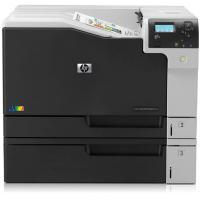 惠普(HP)Color LaserJet Enterprise M750dn A3彩色激光打印机 有线网络打印 30页/分钟 自动双面打印 适用耗材:CE270A/71A/72A/73A 一年保修