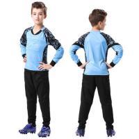 健飞 MJ801 儿童足球训练服长袖套装 颜色尺码备注
