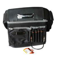 钢盾(SHEFFIELD)S023009 收纳袋 工具腰包255X270mm 2个/包 单包