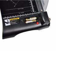 可得优(KW-triO)13036 切纸机 裁纸机红外线激光定位 单个 黑色