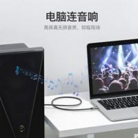 威迅(VENTION)BAB3.5转6.5音频转接线 3米