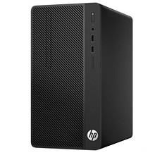 惠普(HP)288 Pro G3 MT 台式电脑 Intel酷睿I5-7500 3.4GHz四核  8G-DDR4内存 1T SATA硬盘+256固态硬盘 集显 DVDRW 麒麟操作系统(桌面版)V4...