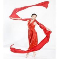索思魅 红绸 扭秧歌腰带 红色 2米35厘米