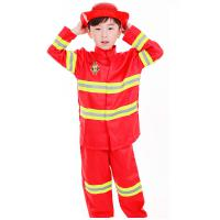 智宝 消防服 适用于儿童消防表演 备注身高