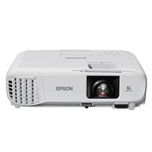 爱普生(EPSON)CB-109W 投影仪 4000流明 3LCD显示技术 手动变焦 1280*800dpi 整机两年保修 灯泡半年保修