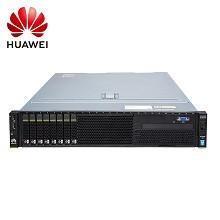 华为(HUAWEI)RH2288V3 2U机架式服务器主机 8盘 单颗E5-2620V4(8核-2.1GHz) 16G*2内存 600GSAS*4硬盘 460单电 银色 一年质保