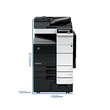 柯尼卡美能达(KONICA MINOLTA)bizhub 958 A3黑白多功能一体机 打印/复印/扫描 支持网络打印 95页/分钟 可连续打印999页 自动双面打印 配进纸盒*4+双面同步自动扫描输...