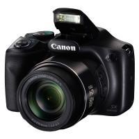 佳能(Canon)PowerShot SX540 HS 数码相机 2030万像素 50倍光学变焦 黑色 含相机包+32g卡
