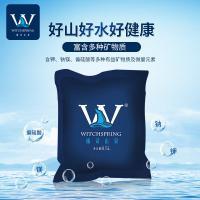 威奇山泉 8.5L/袋*50 偏硅酸弱碱性袋装矿泉水