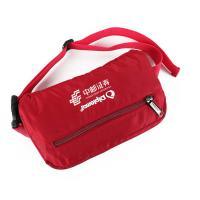 外交官(Diplomat)DS-518-3 双肩包 折叠包 单个 红色 LOGO定制500个起(烫印 工期15天)