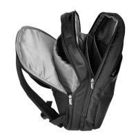 外交官(Diplomat)DS-1232 背包 单个 黑色 LOGO定制500个起(烫印 工期15天)