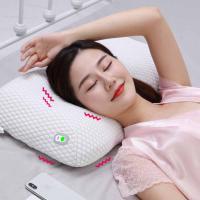 和正(Hezheng)HZ-PW-5 多功能枕 乳胶颗粒普通款 单个 白色 LOGO定制500个起(水洗标定制单色 工期20天)