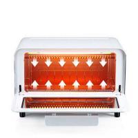艾美特(AIRMATE)CK0801 电烤箱 邮政LOGO定制500台起(双色丝印 工期7-10天) 单台 白色