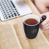 盛欲号 SYH-YW00C 陶瓷杯 一味杯商务茶具套装 邮政订制 起订量500套 单套