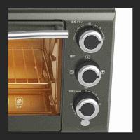 云米(VIOMI)VO1601 电烤箱 烘焙多功能全自动16升 邮政订制 起订量500台 单台