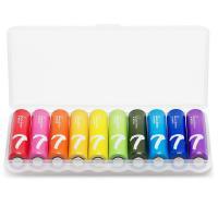 小米(MI)7号紫米彩虹电池碱性 10粒/卡