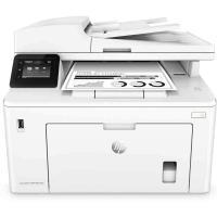 惠普(HP)M227fdw A4黑白激光多功能一体机(打印 复印 扫描 传真)含4支原装硒鼓