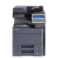 京瓷(KYOCERA)6002i A3黑白数码复合机 60张/分钟 双纸盒 含输稿器 黑色
