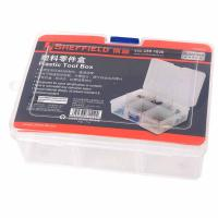钢盾(SHEFFIELD)S024011 整理箱 塑料零件盒140X75X27mm 12个/包 单包