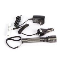钢盾(SHEFFIELD)S030010 手电筒 超亮LED充电式手电筒(3W) 6个/包 单包