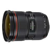 佳能(Canon)EF 24-70mm f/2.8L II USM 单反镜头 标准变焦镜头 大三元 黑色 一年质保