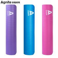 安格耐特(Agnite)F4174 瑜伽垫(混色)