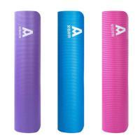 安格耐特(Agnite)F4175 瑜伽垫 2个/箱 单箱 颜色随机