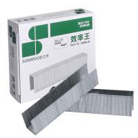 三木(SUNWOOD)P23-170 170页厚层订书钉 23/20 1000枚/盒 10盒/包 单包