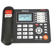 纽曼(Newmine)HL2008TSD-9081(R) 录音电话机 录音电话行业专用(内置存储 中文通讯录) 单台 黑色
