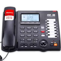 纽曼(Newmine)HL2008TSD-908(R) 录音电话机 录音电话行业专用(双重存储) 单台 黑色