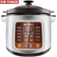 天际(TONZE)DGD40-40LD 电炖锅 大屏控制面板 白色