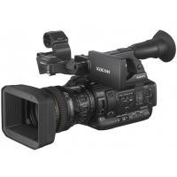 索尼(SONY)PXW-X280 专业高清摄录一体机(含摄像机包 电池2块 充电器 话筒 读卡器 64GSXS卡 2张 三脚架 补光灯 摄像机)黑色 一年质保