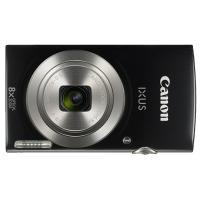 佳能(Canon)IXUS 185 照相机(闪迪32G高速卡 专用防震包 多功能三脚架 USB数据线 多功能读卡器 三合一清洁套装 高清贴膜)黑色 一年质保