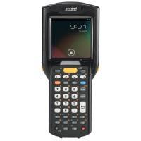斑马(ZEBRA)  MC32N0-GI 二维手持式移动数据采集终端  (带手柄含底座, 数据线, 充电器, 电源线)黑色