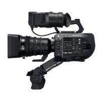 索尼(SONY)PXW-FS7M2K摄像机 含2块电池、2个内存卡、1个云台、1个麦克风、2个耳机