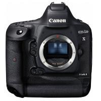 佳能(Canon)EOS-1DX Mark II 1DX2 单反相机 含4个储存卡、1个24-105MM镜头、2个82MM UV镜、2个77MM UV镜、2个增倍镜、2个手柄