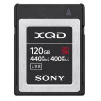 索尼(SONY)QD-G120F 120G内存卡 440MB/s读取速度