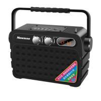 纽曼(Newmine)K92 蓝牙音箱 广场舞音响户外移动智能音箱小型便携式手提无线麦克风喇叭扩音器插卡单台 颜色随机