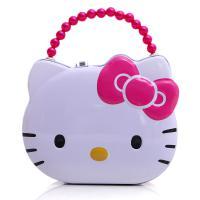 晨瀚文化 儿童卡通kt猫存钱罐 创意可爱 简约设计 粉红色