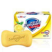 舒肤佳 柠檬清新香皂型 115g 单块价