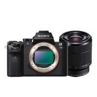 索尼(SONY)Alpha 7 II 标准套机(a7M2K)全画幅微单数码相机(28-70mm镜头 a7M2/A72)