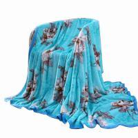 彼加曼 BGM-X8123 四季毯 冰貂绒毯 单条 颜色随机