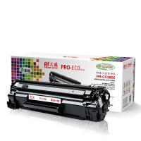 天威(PrintRite)PR-CC388X 大容量易加粉黑色硒鼓 2600页打印量 适用机型:P1106/P1107/M202/M128/M226 单支装