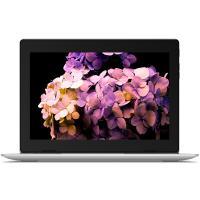 联想(Lenovo)D330 二合一平板电脑 10.1英寸 可插拔轻薄笔记本电脑 N4000 4G+128G 神州网信Window 10 内含键盘 2年质保 灰色