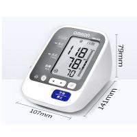 欧姆龙(Omron)HEM-7136 臂式电子血压机计 高精准 标配