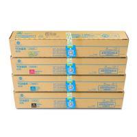 柯尼卡美能達(KONICA MINOLTA)TN223 大容量粉盒 黑色200000頁/彩色23000頁 四色(紅黃藍黑)一套 15天質保